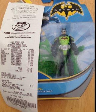 Batman Basics (action figures) £2 @ Asda (reduced from £7.95)