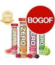 High5 Zero tabs, 40 for £4.99 (BOGOF on 20's) with free delivery at Discount Supplements