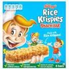 Kelloggs Rice Krispies Snack bars (6 x 20g) - 99p @ morrisons after 20p cashback via topcashback = 79p