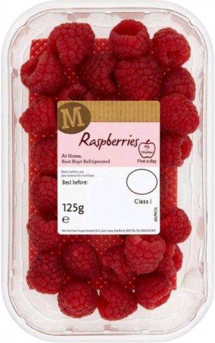 Raspberries / Blackberries (125g) - Only 85p @ Morrisons...