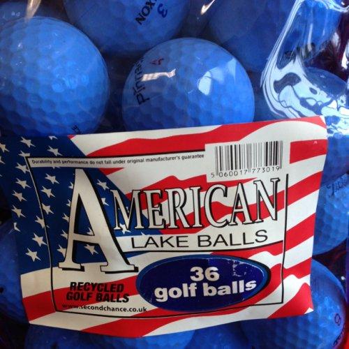 Lake golf balls price error!! @ Tesco Extra was £17.00 scanning at £2.93