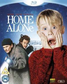 Home alone (1990) BLU-RAY £4.99 at play/fox direct