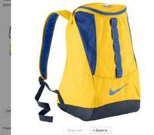 Nike Brazil Allegiance Back Pack £7.99 including Delivery @ Argos
