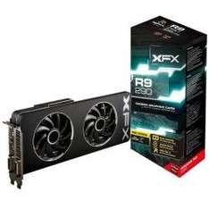 XFX Radeon R9 290 Double Dissipation Edition (4GB, GDDR5) (DELIVERED) £266.33 @ AriaPC