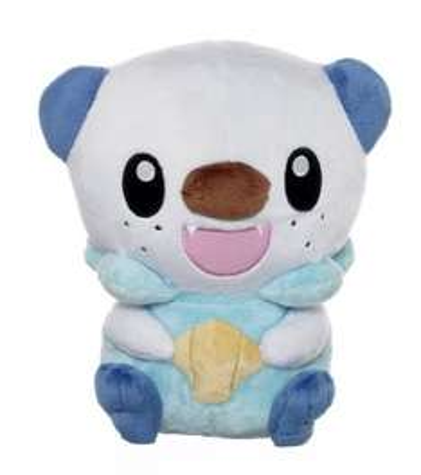 Pokemon Talking Oshawott Soft Toy £12.98* (29.99 RRP) at Amazon Sold by The Entertainer