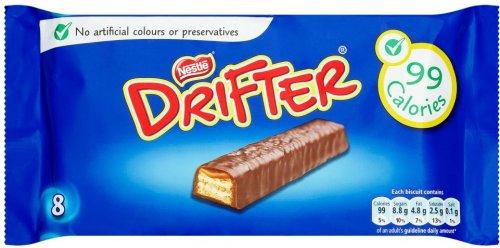 Tesco Drifer Biscuit 8 Pack 84p