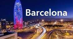 Barcelona City Break £94 - Includes Return Flights, Great Apartment for 2 Nights & Car Hire @ Holiday Pirates (Total Price for 4 x People = £374.51)