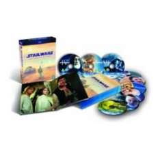 Star Wars: The Complete Saga [Blu-ray] £40 delivered with code @ Tesco Direct