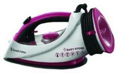 Russell Hobbs Easystore 2400W Ceramic Soleplate Iron Was £30.00 Now £15.00 BHS £3.95 Delivery (Free Del over £25)