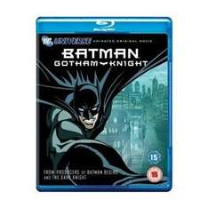 Batman Gotham Knight (BLU-RAY) @ Play: zoverstocks - £2.84