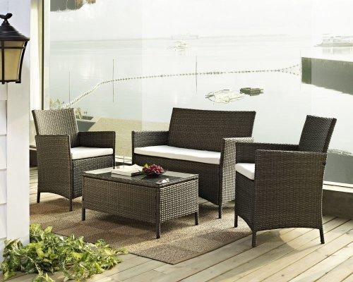 Rattan Outdoor Garden Furniture Set - Only £124.99 @ eBay / unbeatable