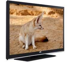 "JVC 32"" freeviewHD/Smart TV/100Hz/LED. £189 was £299 @ Currys"