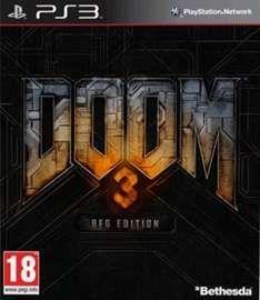 Doom 3 - BFG Edition (preowned) £5.00 @ Game