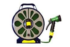 50ft hose, reel and spray end £9.98 free p&p @ groupon