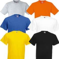 Fruit Of The Loom 5 pack of T.Shirts £9.99 @ Ebay bypublicdemand. Free delivery