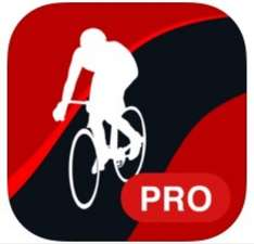 Runtastic Cycling Pro on Apple App Store - usually £2.99