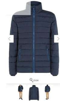 Padded Jacket Was £30.00 Now £10.00 (Free Delivery using Click & Collect) @ Matalan