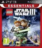 LEGO Star Wars III: The Clone Wars (PS3) £7.50 Delivered @ Asda Direct