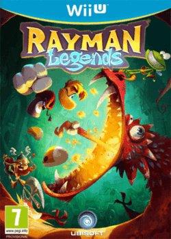 Rayman Legends Wii U @ Game £9.00