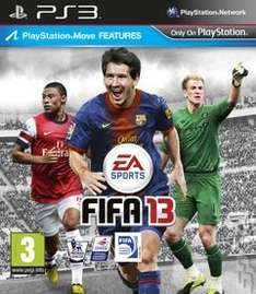 Fifa 13 (PS3 Pre Owned) £1.50 Delivered @ XV