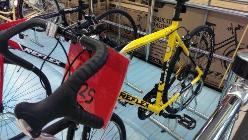 Reflex Tour Road Bike £125 @ Asda