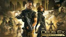 Deus Ex: The Fall + others (PC - Steam) @ Green Man Gaming - £1.99