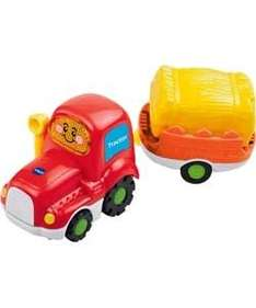 VTech Toot Toot Drivers Tractor and Trailer Was £9.99 Now Reduced To £3.00 Instore @ Sainsburys (Rayleigh)