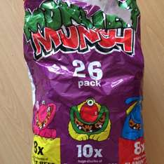 Monster Munch plus Various other packs of 26 for £2.99! @ B&M Stores Harlow Essex