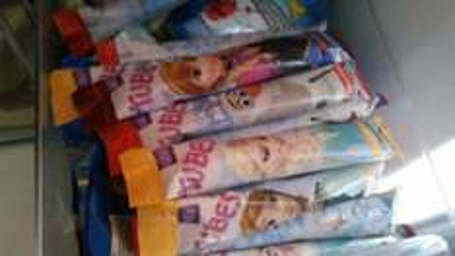 Frozen Yoghurt tubes £1.50 @ Asda