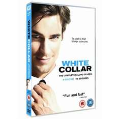 White Collar Complete Season 2 DVD Boxset £7.99 with Free Delivery from FoxDirect @ Play.com