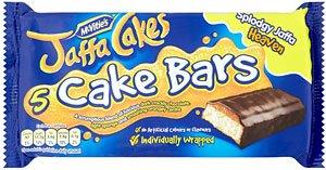Mcvities Jaffa cake bars (5) - £1.00 @ Morrison's , 61p after shopitize Cashback