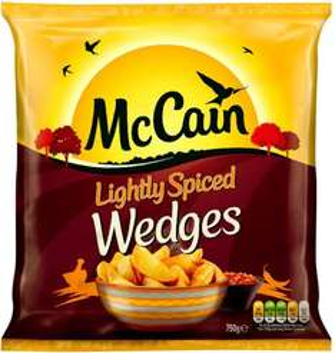McCain Lightly Spiced Wedges (750g) ONLY £1.00 @ Asda
