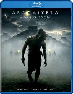 Apocalypto (2006) BLU-RAY £3.99 at play/entertainment store