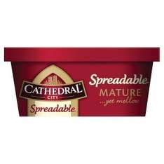 Cathedral City Mature Spreadable Cheese (125g) was £1.69 now £1.00 @ Morrisons