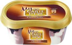 Carte D'Or My Chocolate Ice Cream Mini Dessert (200ml) now ONLY 75p @ Morrisons