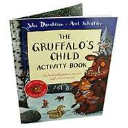 Julia Donaldson Activity Books £1.59 each @ The Works. See below for titles included.