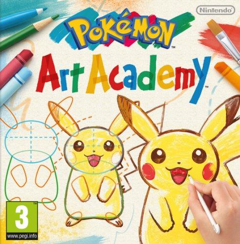 Pokemon Art Academy (3DS) £19.85 @ ShopTo