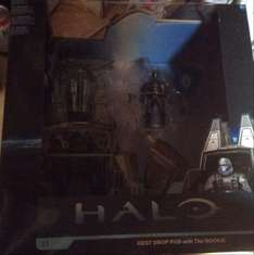 Halo ODST drop pod with the rookie £9.99 @ Home bargains