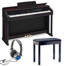 Casio AP-450 adjustable duet bench, and headpones £724.99 @ Normans