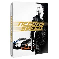 Need for Speed 2D & 3D Blu-Ray Steelbook £17.99 at Play.com / EntertainmentStore  (Upgrade your £13 Amazon Deal for £4.99)