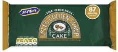 McVities Lyle's Golden Syrup Cake 19p @ B&M