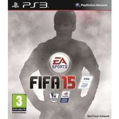 FIFA 15 (PS3) Pre order + possible 5% TCB @ Tesco Direct