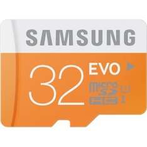 Samsung EVO 32GB microSDHC Class 10 Memory Card mobymemory £11.45