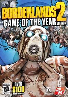 Borderlands 2 GOTY (Xbox 360 & PS3) New Delivered £15.75 @ 365Games