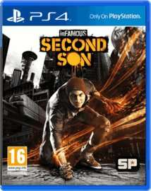 InFamous Second Son (PS4) (Preowned) £19.99 @ Grainger Games Online & Instore
