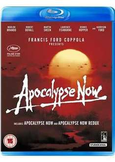 Apocalypse Now (Blu-ray) £5 in store @ Fopp