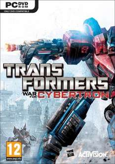 Transformers: War On Cybertron £3.75 \ Transformers: Fall Of Cybertron £5.99 (With Code) @ Gamefly (Steam)