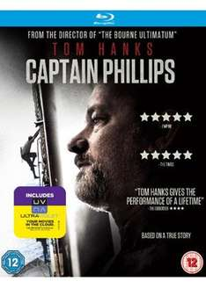 Captain Phillips (Blu-ray + UV) @ Base - £8.49