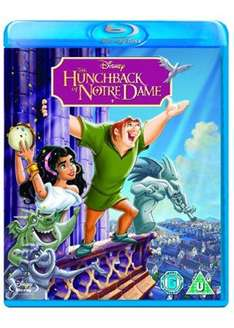 The Hunchback of Notre Dame (Blu-Ray) @ Base - £8.99
