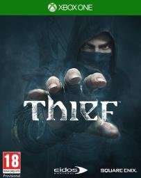 Thief (X1/PS4 Pre Owned) £14.99 Delivered @ Grainger Games (£15 Instore)